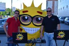 Дуэт SUN Show, Ведущий + DJ