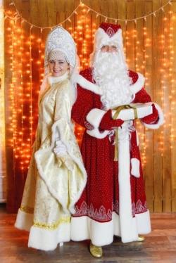 PREMIUM Дедушка Мороз и Снегурочка       | Новый Год 2019 - 2019 | Заказ Деда Мороза