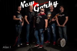 NEW GORKY - cover band
