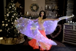 Восточные танцы, Световое шоу Марджана