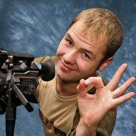 Сентюрев Евгений, видеооператор
