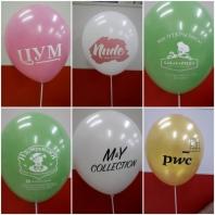 Печать на воздушных шарах в фирме «ЛогоШарНН»