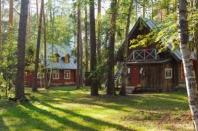 База отдыха  Туристический комплекс «Озеро Свято»