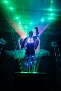 """Лазерное шоу """"LaserMan"""". (Laser Show)"""