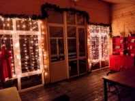 Банкетный зал и тёплые беседки в Яхт-клубе Лето